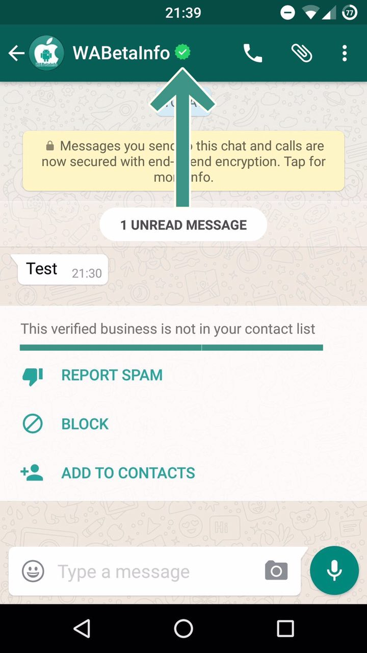 New Information About The Whatsapp Business App Wabetainfo