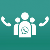 WhatsApp is internally working to implement group voice calls!