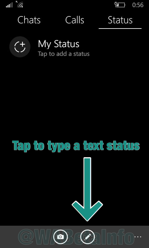 Whatsapp To Support Text Statuses And Business Accounts For