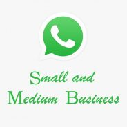 New information about the WhatsApp business app!