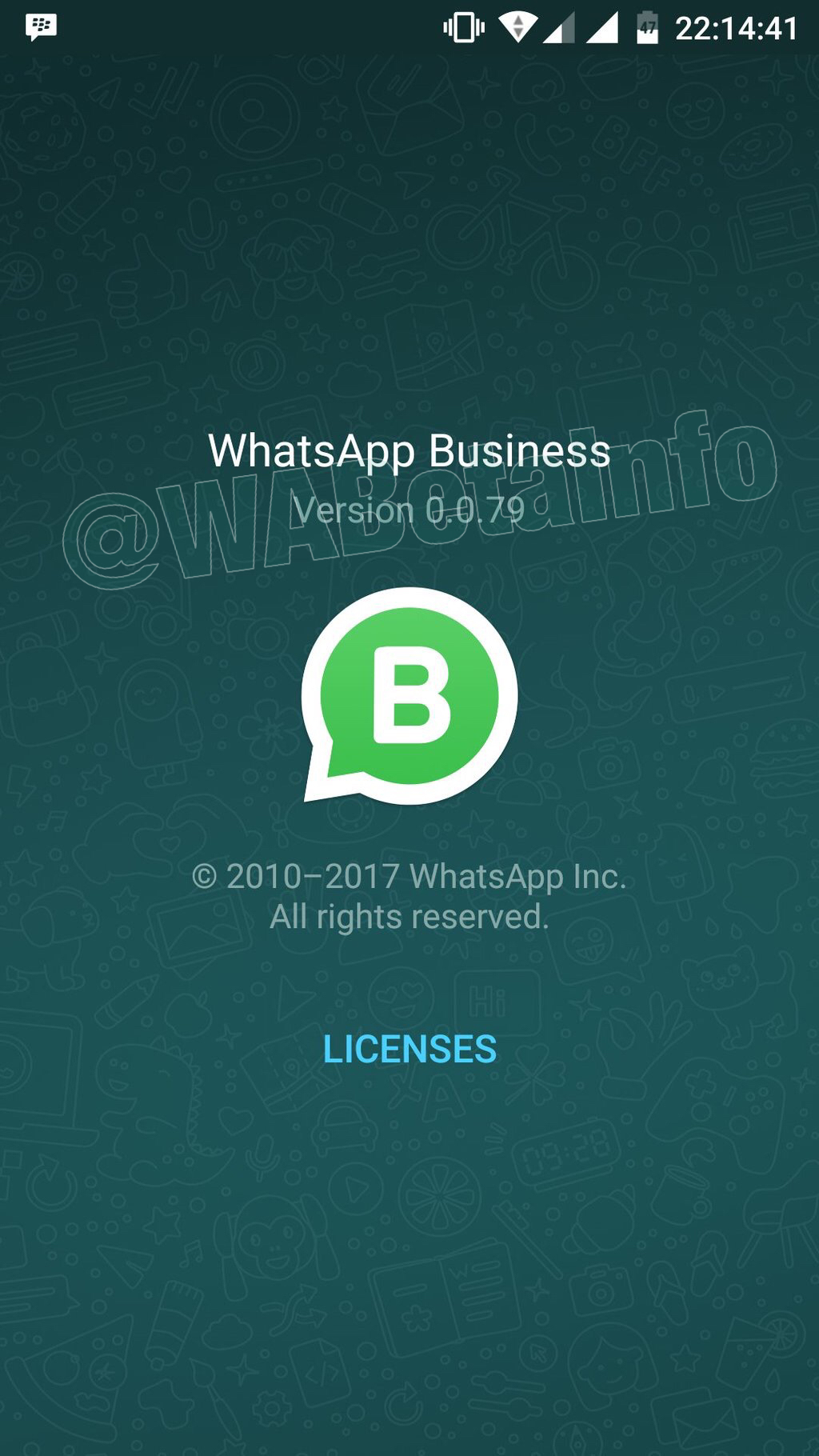 whatsapp android beta version