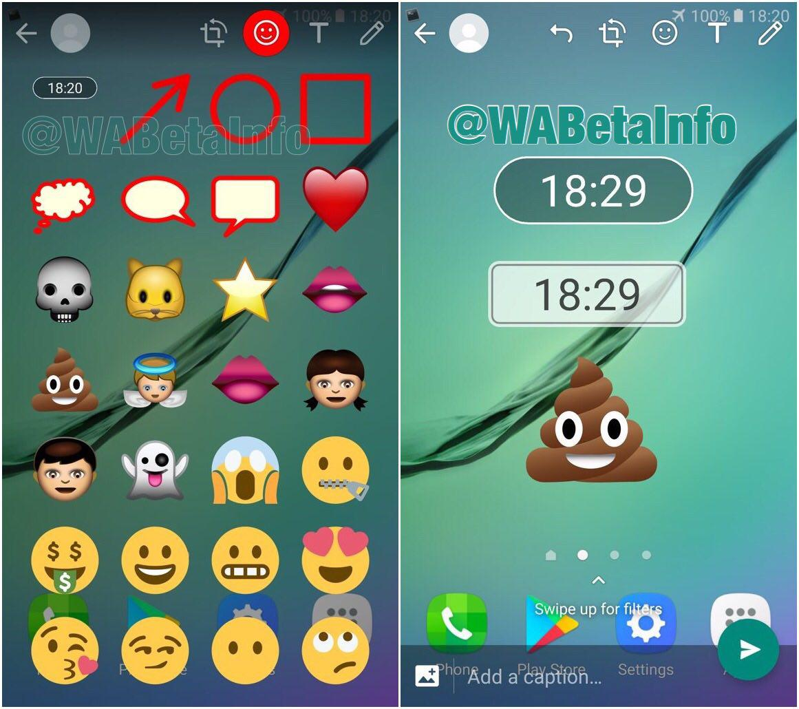 New Location Sticker Spotted In Whatsapp Wabetainfo