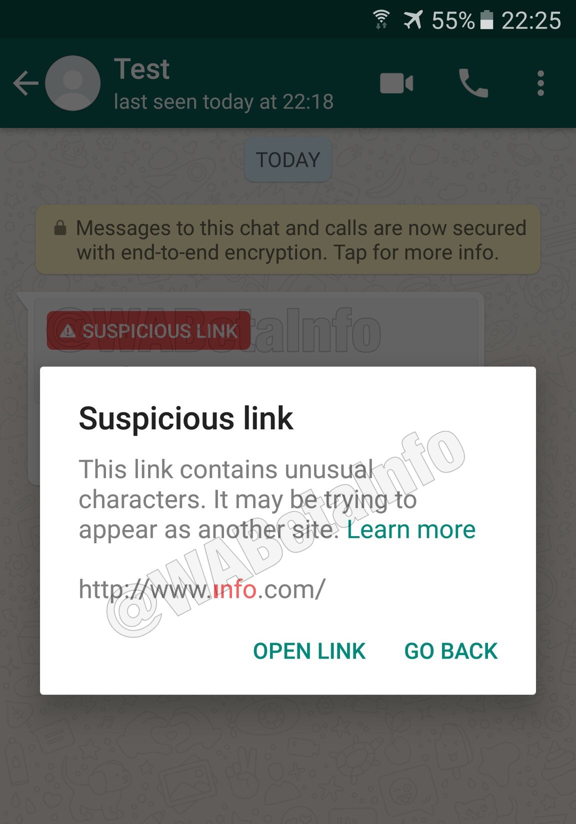 WhatsApp beta for Android 2 18 204+: what's new? | WABetaInfo