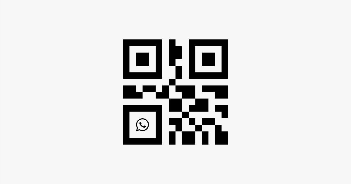 Spotted new WhatsApp QR Code and