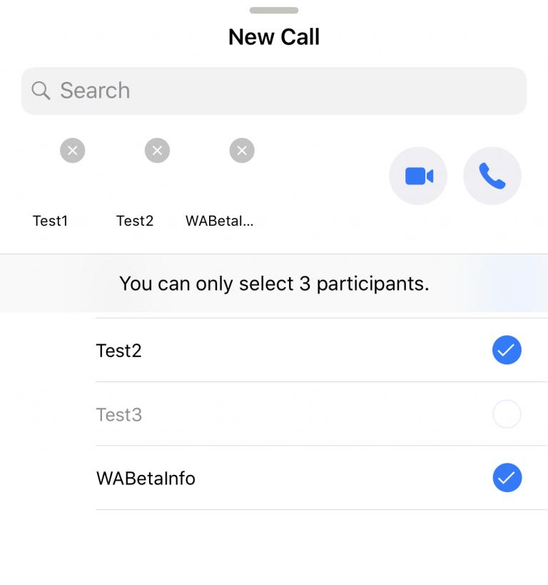 Asik! Panggilan Grup di WhatsApp Bakal Lebih Mudah