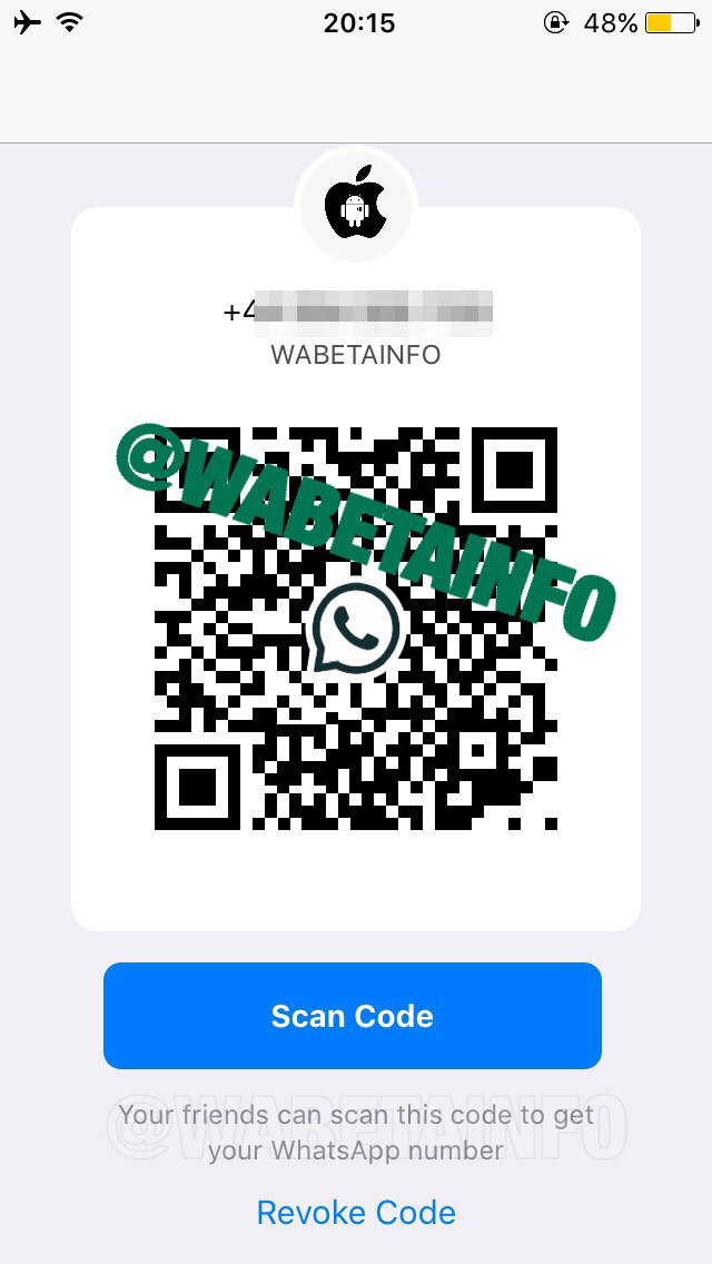 QR-Code-in-Whatsapp