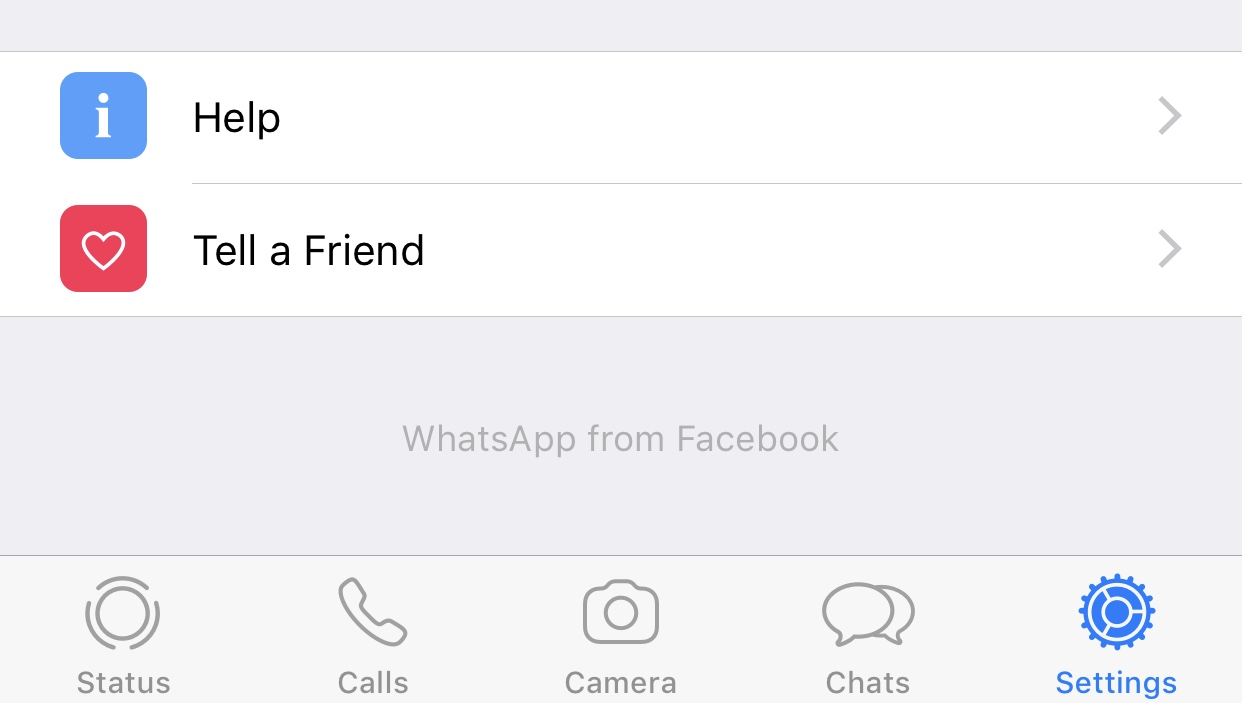 WhatsApp beta for iOS 2 19 90 23: what's new? | WABetaInfo