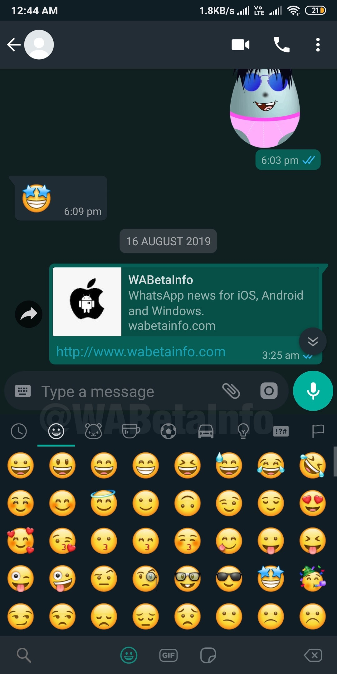 Finally! WhatsApp Android Users to Get Their Much-Anticipated Night Mode