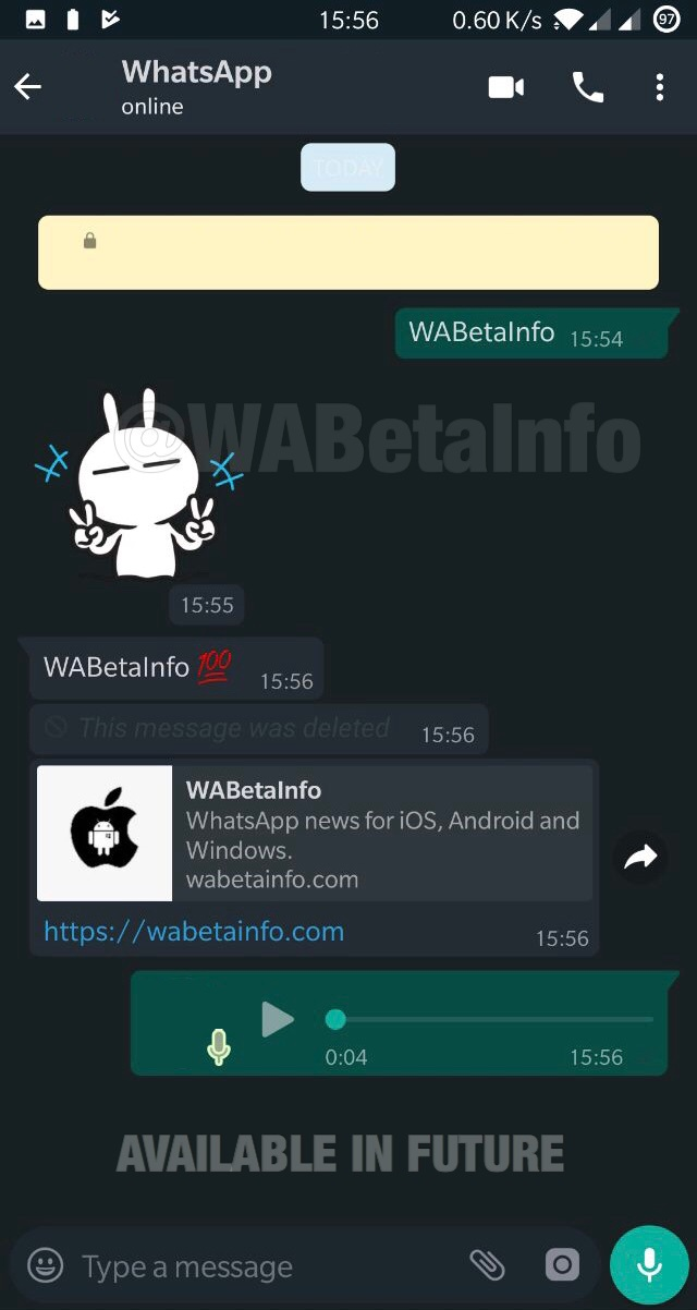 Whatsapp Beta For Android 219292 Whats New Wabetainfo