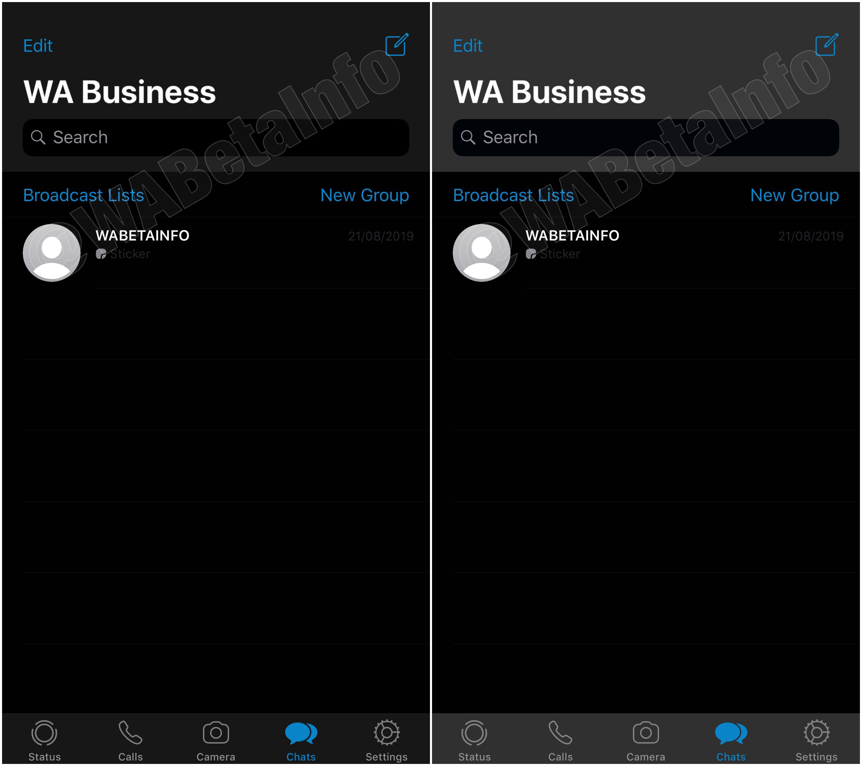 Whatsapp Beta For Ios 21912020 Whats New Wabetainfo