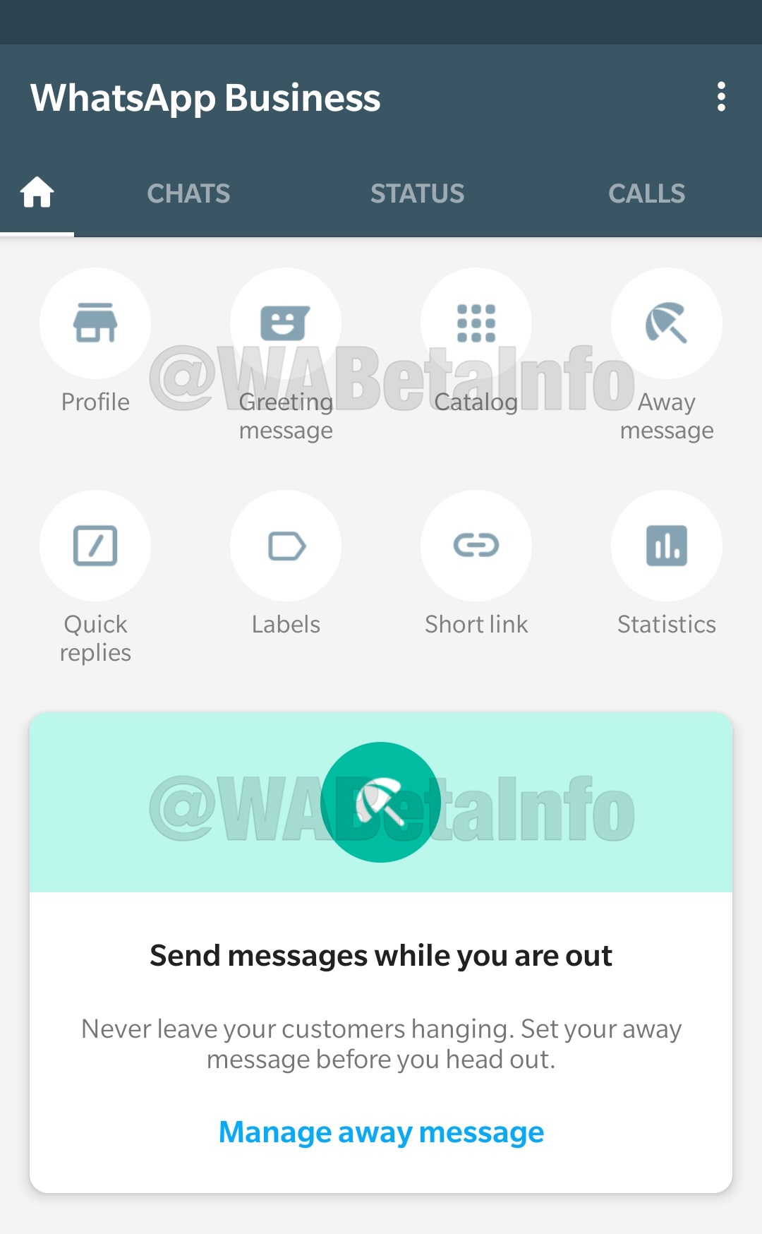 Whatsapp Business Beta For Android 219131 Whats New