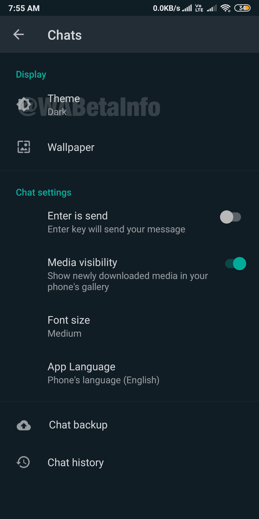 Whatsapp Beta For Android 219366 Whats New Wabetainfo