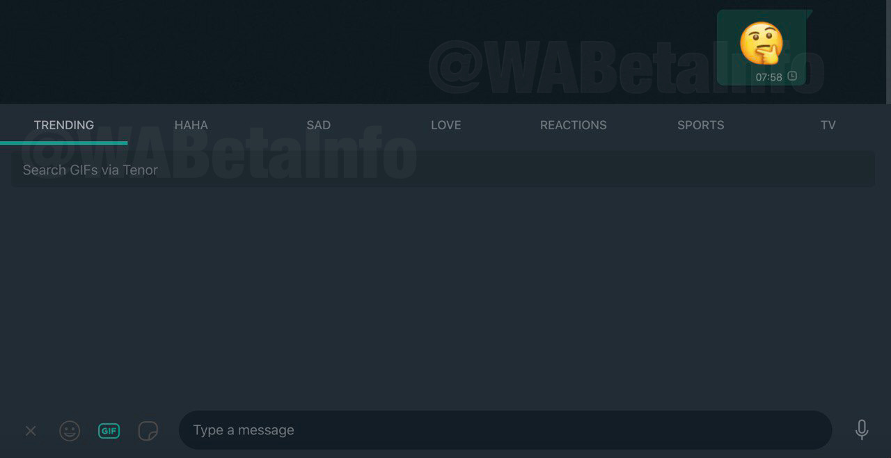 Whatsapp Is Developing A Dark Theme For Whatsapp Web And Desktop Wabetainfo