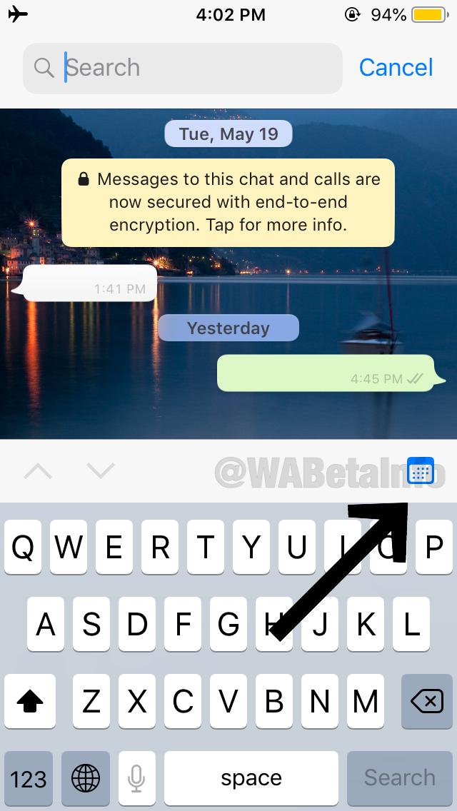 Whatsapp Date